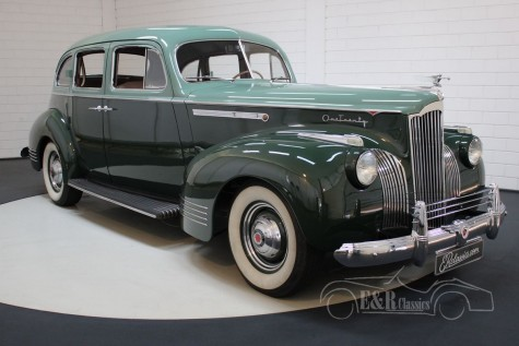 Packard One Twenty 1941 a vendre