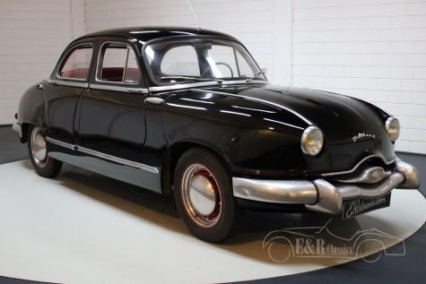Panhard Dyna 1954 a vendre