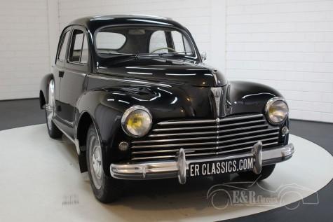 Peugeot 203C 1955 a vendre