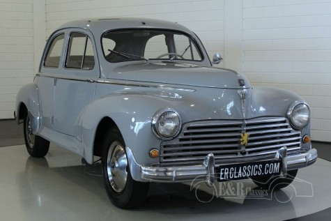 Peugeot 203 saloon 1950  a vendre