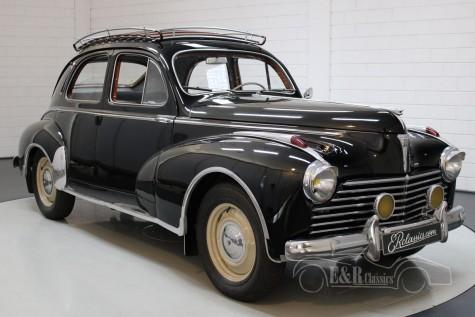 Peugeot 203A 1953 a vendre