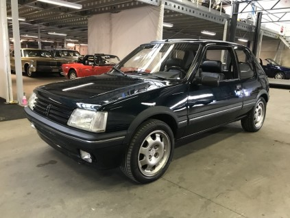 Peugeot 205 1.9 GTI Gentry 1992 a vendre