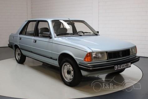 Peugeot 305GT 1983 a vendre