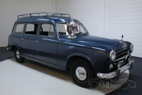 Peugeot 403 Commerciale 1958 a vendre