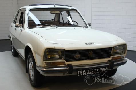 Peugeot 504 berline1971 a vendre