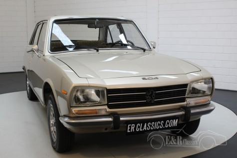 Peugeot 504 Sedan 1978 a vendre