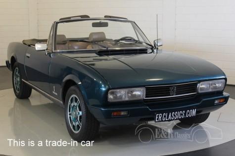 Peugeot 504 cabriolet 1980 a vendre