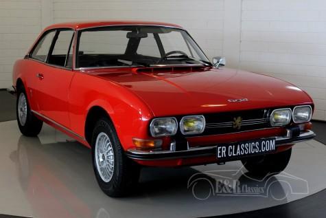 Peugeot 504 C12 Coupe 1973 a vendre