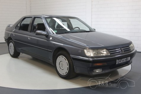 Peugeot 605 SR a vendre