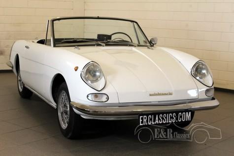 Autobianchi Stellina Cabriolet 1963 a vendre