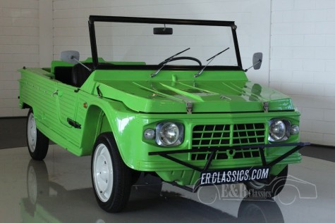 Citroen Mehari Cabriolet 1976 a vendre