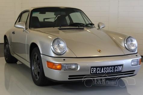 Porsche 964 Carrera 4 Coupe 1989 a vendre