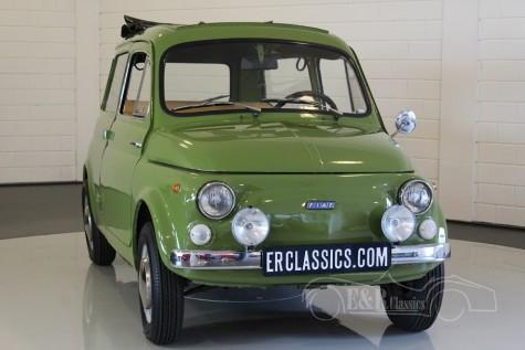 Fiat Giardiniera 500 Estate 1973 a vendre