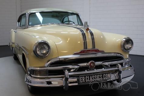 Pontiac Chieftain Coupe 1953 a vendre