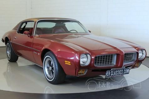 Pontiac Firebird Esprit Coupe V8 1973 a vendre