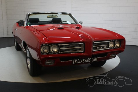 Pontiac GTO Convertible 1969 a vendre