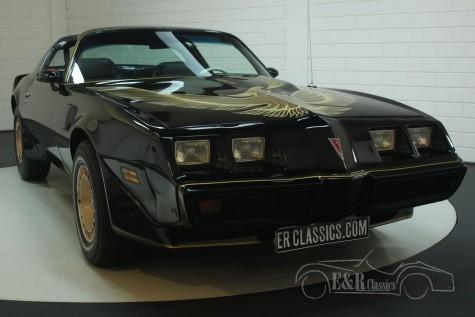 Pontiac Firebird Trans-Am 1980  a vendre