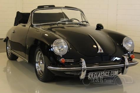 Porsche 356B T6 Cabriolet 1962  a vendre