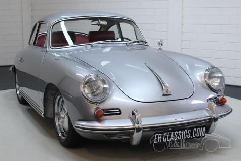 Porsche 356B T6 Coupe 1963 a vendre