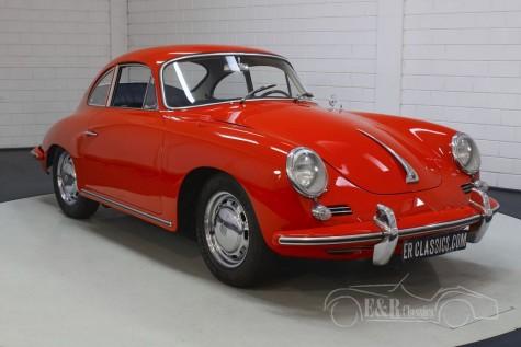 Porsche 356C a vendre