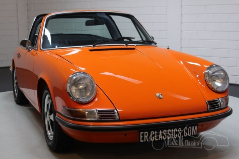 Porsche 911 T Targa 1971  a vendre