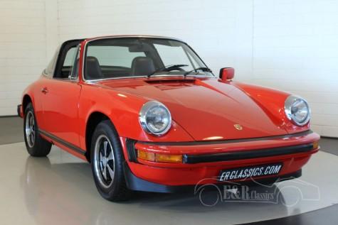 Porsche 911 S Targa small body 1976 a vendre