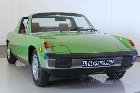 Porsche 914 Targa 1972 a vendre