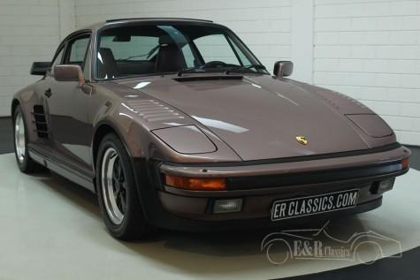Porsche 930 Turbo Flachbau 1987 a vendre