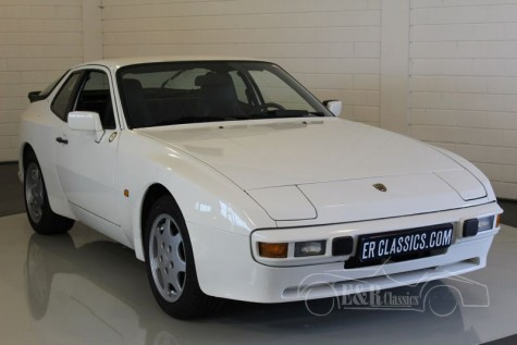 Porsche 944 S 16V coupe 1987  a vendre