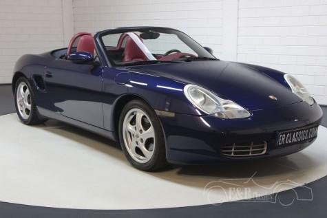 Porsche Boxster a vendre
