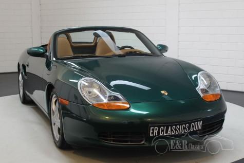 Porsche Boxster 2.7 Cabriolet 2001  a vendre
