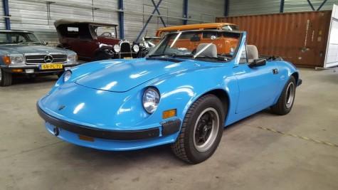 Puma GTC 1981 a vendre