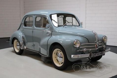 Renault 4CV a vendre