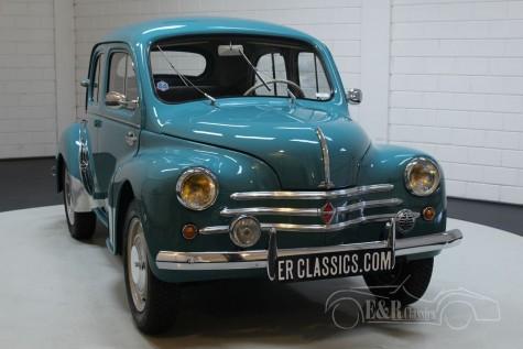 Renault 4CV 1960 a vendre