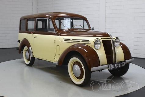 Renault Juvaquatre Dauphinoise a vendre