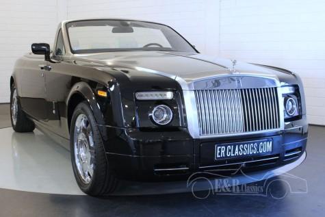 Rolls-Royce Phantom Drophead 2008  a vendre