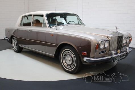 Rolls Royce Silver Shadow I 1972  a vendre