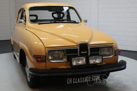Saab 96L V4 1975  a vendre
