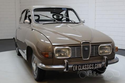 Saab 96 V4 1973 a vendre