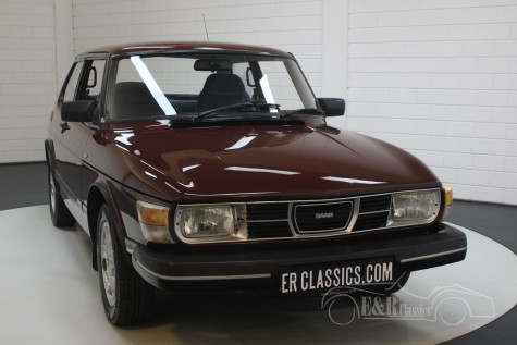 SAAB 99 GL 2 portes Notchback 1983 a vendre