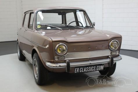 Simca 1000 GL 1966  a vendre