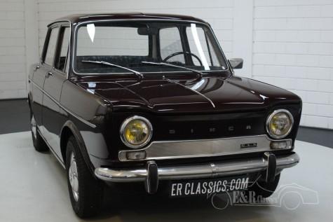 Simca S1000 GLS 1968 a vendre