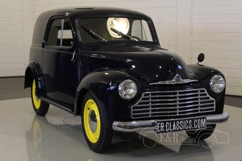 Simca 6 Fourgonette 1950 a vendre