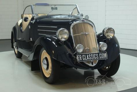Skoda Popular II 420 Roadster 1937  a vendre