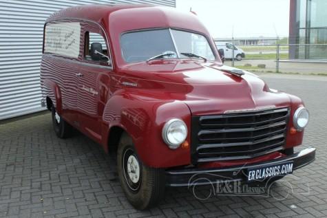 Studebaker R10 Panel Van 1950  a vendre