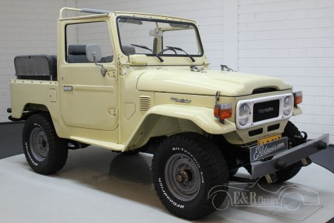 Toyota Landcruiser FJ40 1983  a vendre