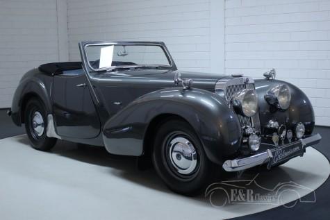 Triumph Roadster 18TR 1946  a vendre