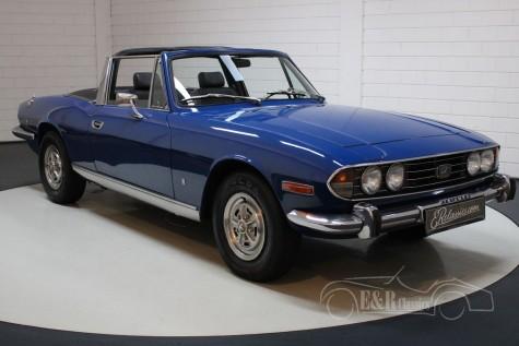 Triumph Stag 1975 a vendre