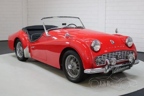 Triumph TR3 1959 a vendre