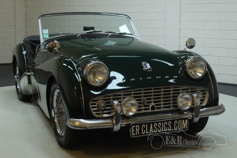 Triumph TR3A 1960  a vendre
